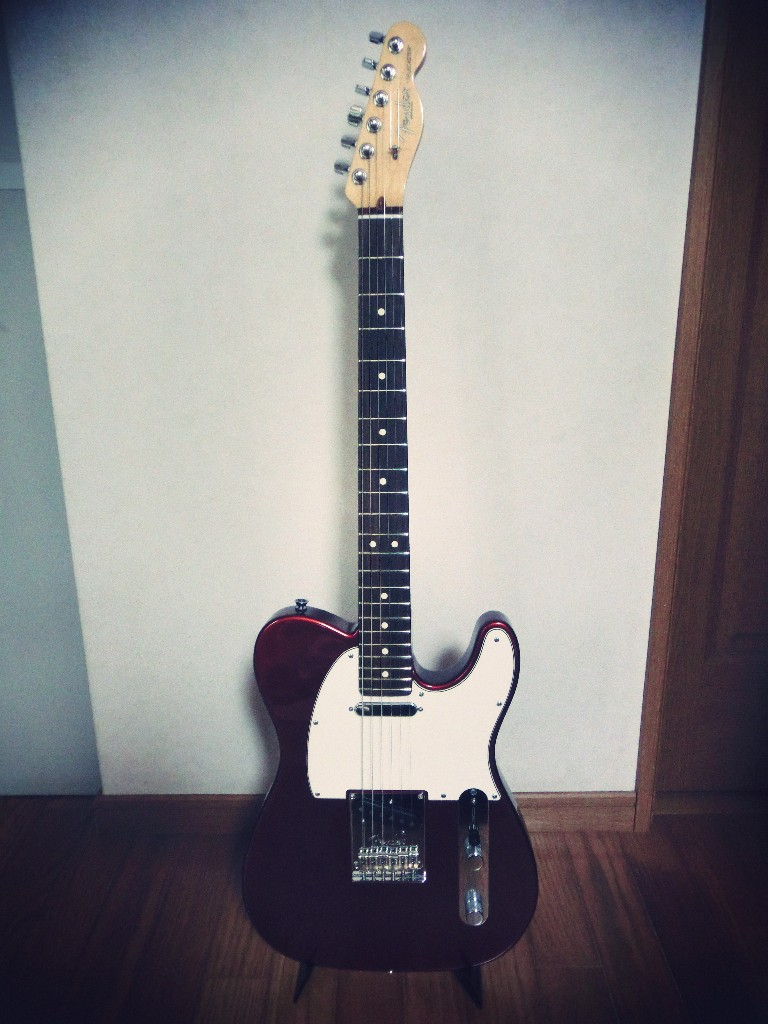 Fender USA American Standard Telecaster Candy-Cola Rosewood (CDC/R)