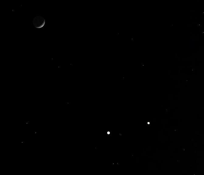 2008年12月2日18時南西の空